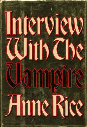 Rice_Interview_Vampire