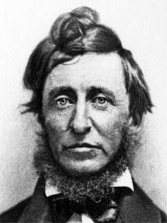 The Writings of Henry D  Thoreau Henry David Thoreau