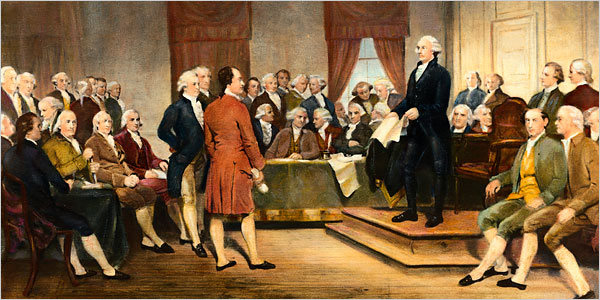 The Founding Fathers: Authors and Revolutionaries