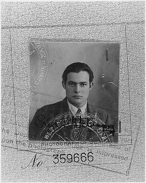 Hemingway_Passport