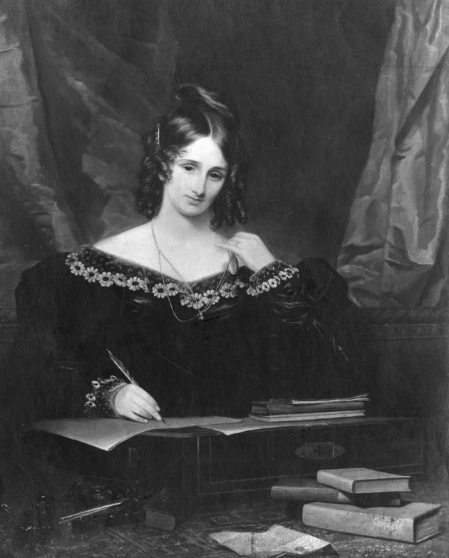 Mary Shelley: From a Scandalous Affair to the Creation of a Monster