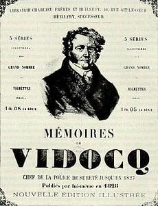 Vidocq_Memoirs