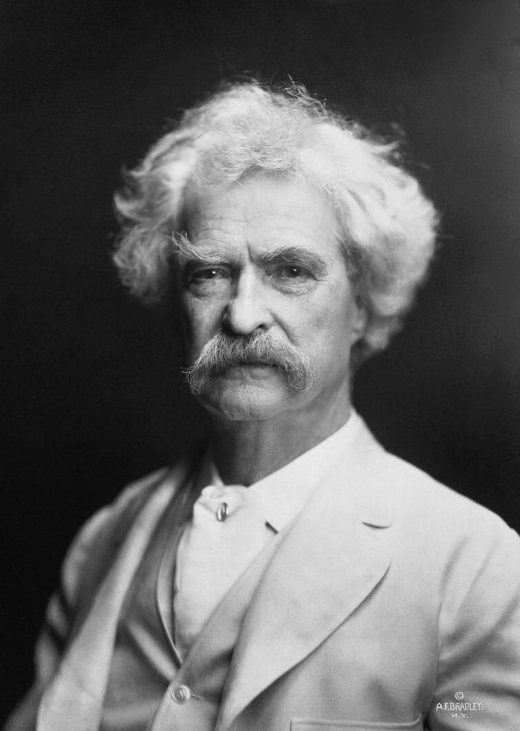 The Politics of Mark Twain