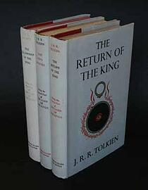 Lord of the Ring Series by JRR Tolkien