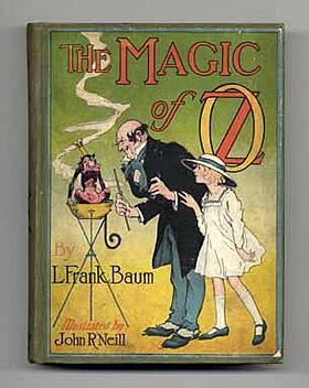 Oziana--Rare books by L Frank Baum