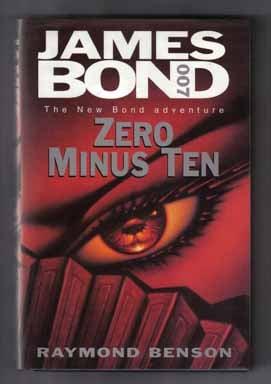 Zero-Minus-Ten-James-Bond-Raymond-Benson