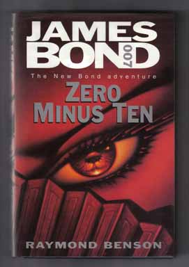 Zero-Minus-Ten-James-Bond-Raymond-Benson
