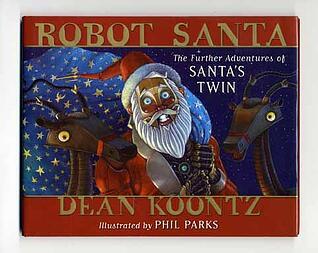 Robot-Santa-Dean-Koontz