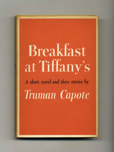 Breakfast at Tiffany Book