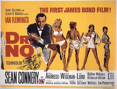 Dr No-James Bond-Ian Fleming