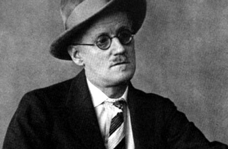 A Portrait of James Joyce