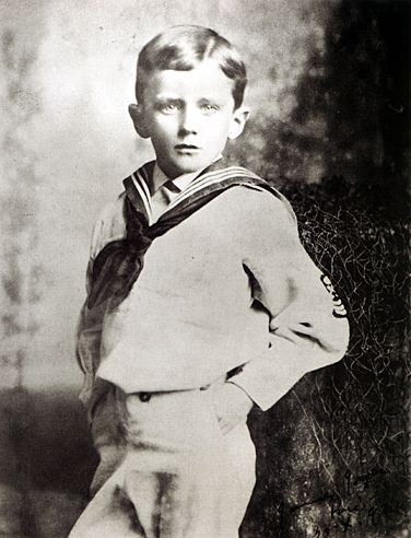 James Joyce as a Child