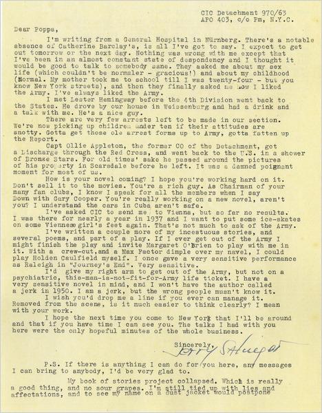 JD-Salinger-Ernest-Hemingway-Letter