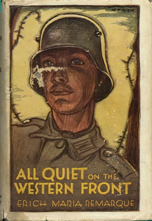 mental abuse and the tragedy of wwi in maria remarques all quiet on the western front Wrote all quiet on the western front it was about the german soldiers' extreme physical and mental stress during the war, and the detachment from civilian life felt by many of these soldiers upon returning home from the front.