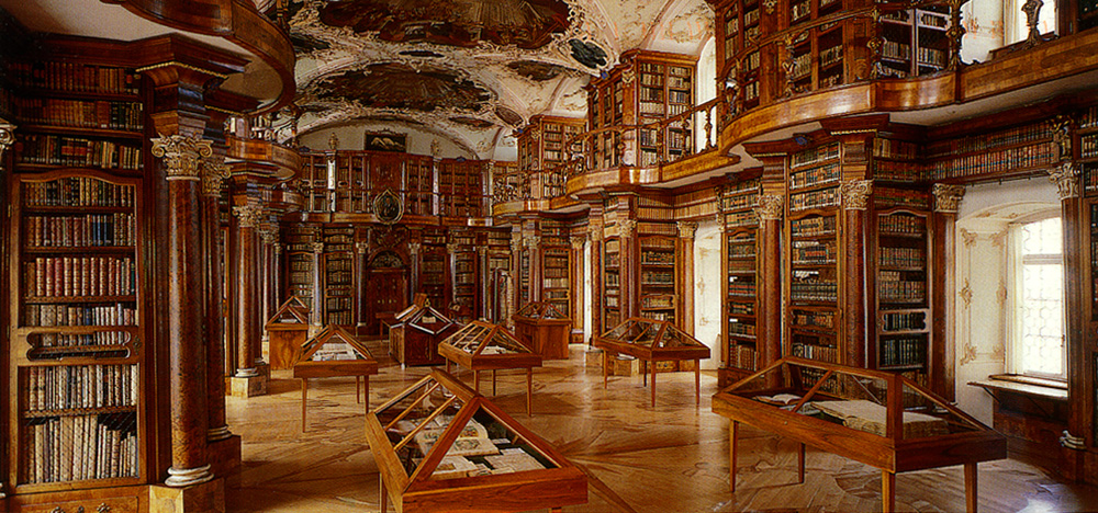 Library_St_Gall