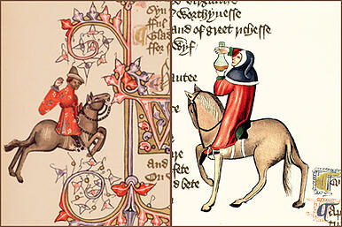 Merchant-the-Physician-and-chaucer