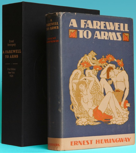 an interpretation of a farewell to arms a novel by ernest hemingway as a love story The impacts of wars on earnest hemingway's works ernest hemingway in a farewell to arms, hemingway obviously draws on his experience to create frederic.