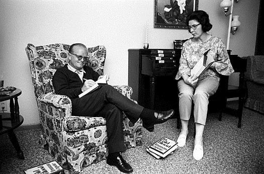 Truman Capote-Harper Lee
