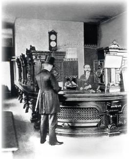 Porter-bank