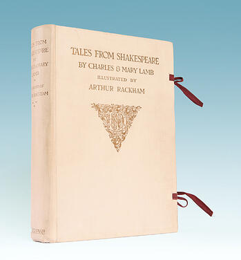 Tales from Shakespeare Lamb Rackham limited edition