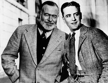 Hemingway Fitzgerald