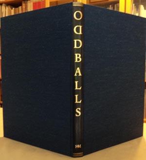 Oddballs Cover