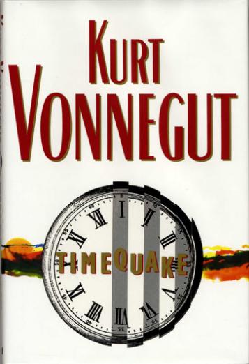 Timequake-Vonnegut