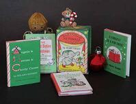 Christmas-Nutshell-Library