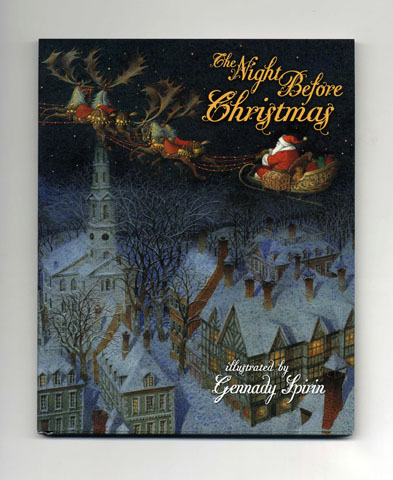 Collecting Clement Clarke Moore's The Night Before Christmas
