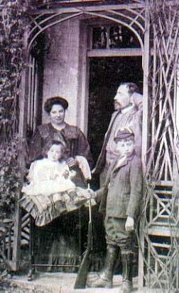 Joseph-Conrad-Family