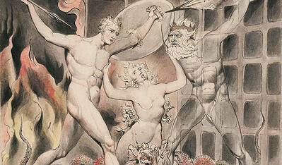 William_Blake-Paradise_Lost_2