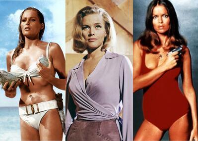 Bond-Girls