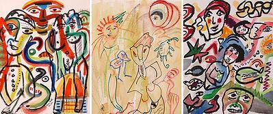 Henry-Miller-Watercolors