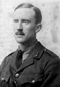 JRR_Tolkien_Military