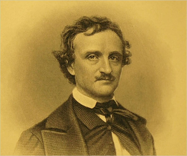 Edgar Allan Poe, Impoverished Literary Genius