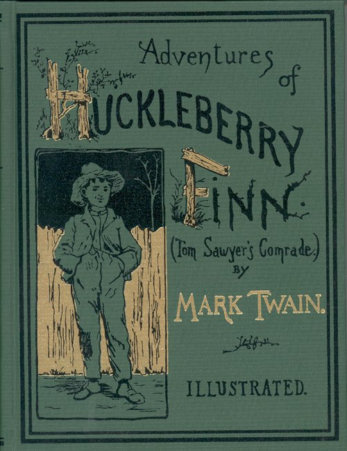 huckleberry finn and his deformed heart Huck versus the world  the adventures of huckleberry finn,  one instance where huck ' s sound heart overcomes his deformed conscience is his.