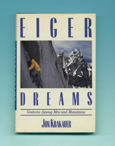 Climbing Into Jon Krakauer, Legendary Mountaineering Author
