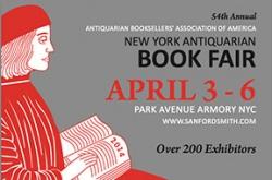 New York Antiquarian Book Fair