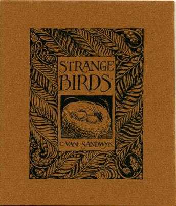 Sandwyk_Strange_Birds