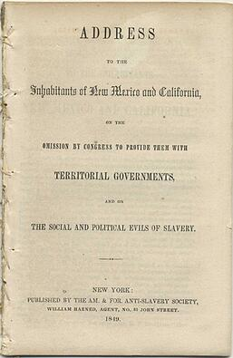 Address_Inhabitants_New_Mexico_California_Burnett
