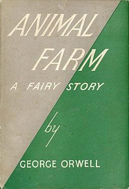 256px-Animal_Farm_-_1st_edition