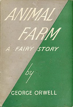 256px-Animal_Farm_-_1st_edition