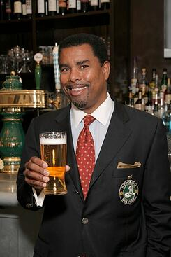 Brooklyn Brewery brewmaster and author, Garrett Oliver