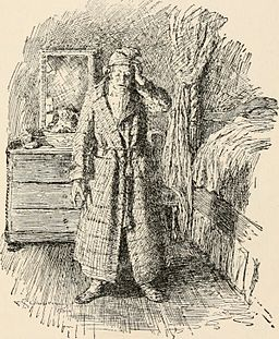 Another scene from A Christmas Carol