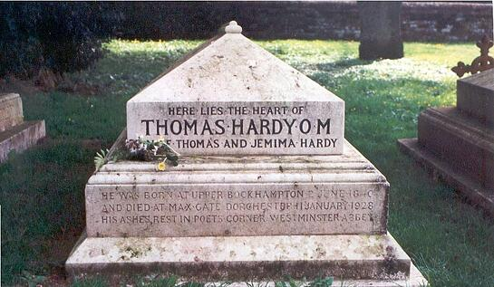 Burial-marker-for-the-heart-of-Thomas-Hardy.jpg