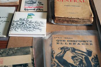 Index of Influence: Archiving Pablo Neruda's Poetry and Politics