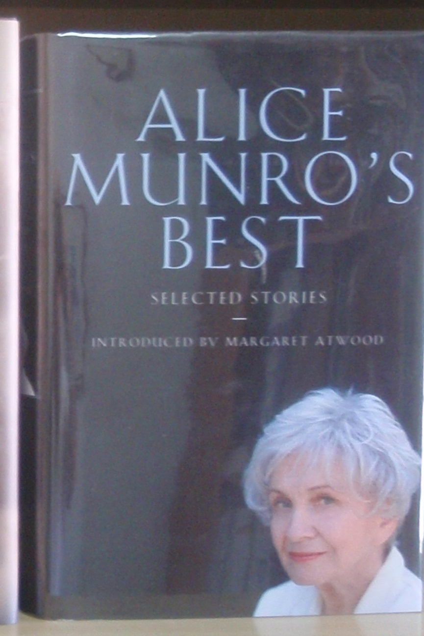 alice munro best stories