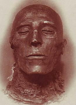 Pharaoh_Seti_I_-_His_mummy_-_by_Emil_Brugsch_1842-1930_PD