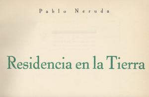Neruda_Residencia