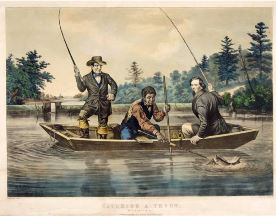 Fly Fishing in the Nineteeth Century